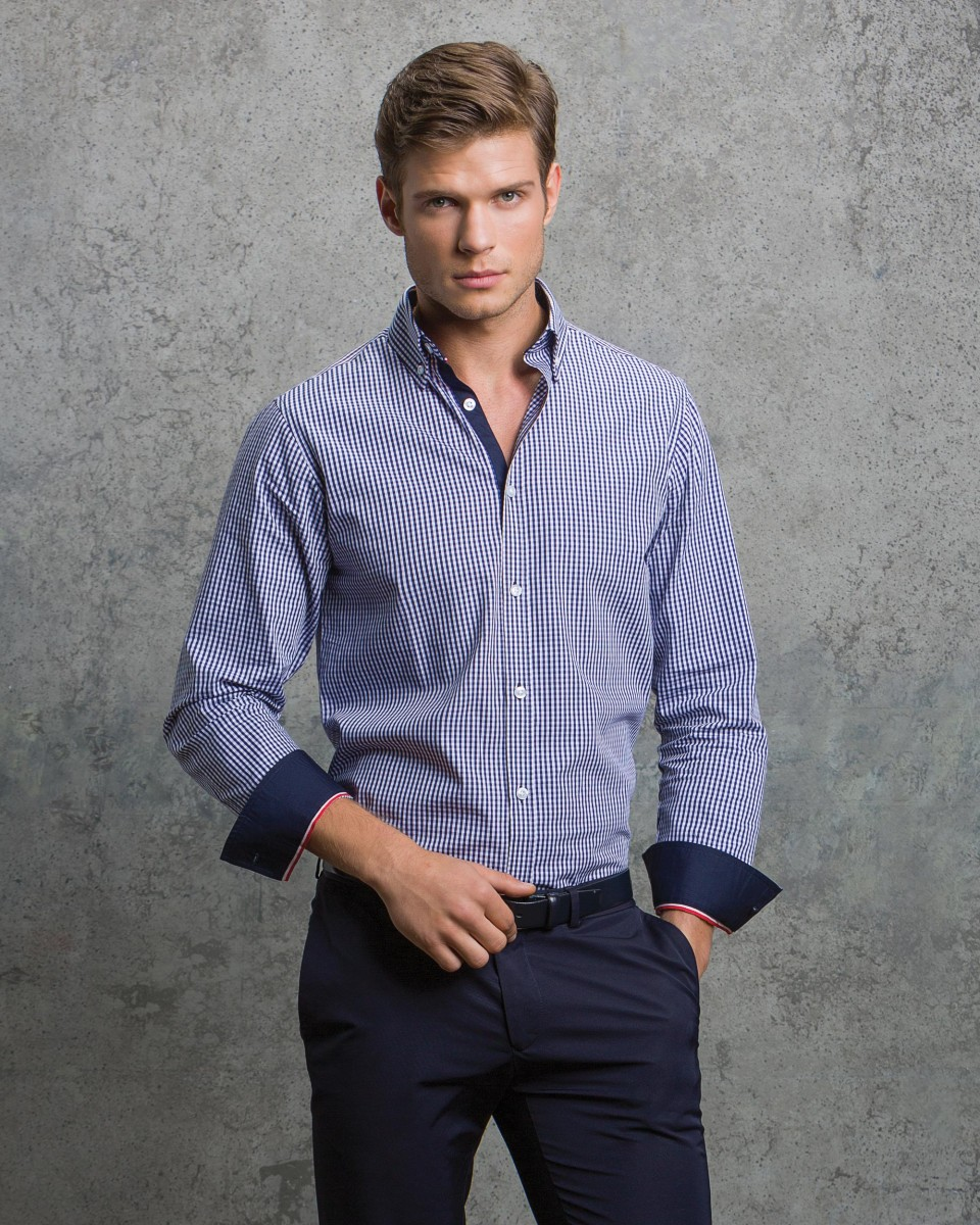 Embroidered Shirts Mens