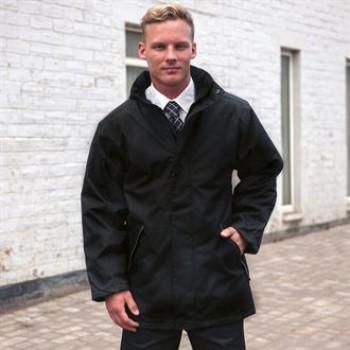 Waterproof professional jacket (Sizes upto 6XL)