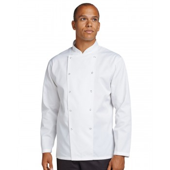 Dennys Budget AFD Chef Jacket in White