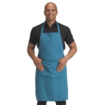 ewdp210 dennys bib apron with pocket