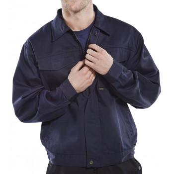 Super click polycotton 9oz drivers jacket
