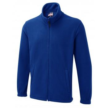UX Full Zip Fleece Royal