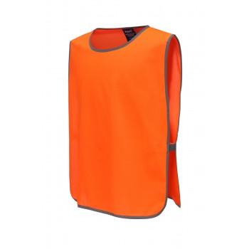 Hi-Vis Reflective Border Tabard in Orange