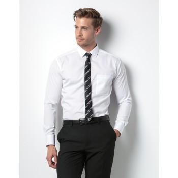 KK114 Kustom Kit Men's Premium Non-Iron Slim Fit Shirt