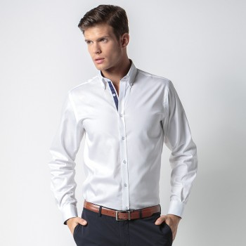Contrast Premium Oxford Shirt