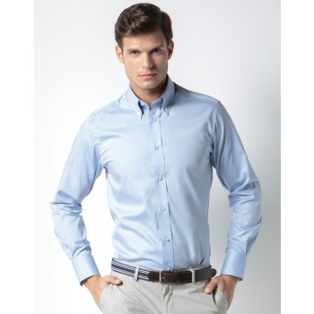 Tailored Fit Premium Short Sleeve Oxford Shirt