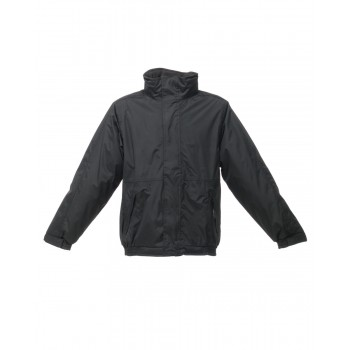 Regatta TRW297 Dover Fleece Lined Jacket in Black