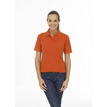 220gsm Womens Pique Polo Shirt