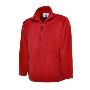 300gsm 1/4 Zip Micro Fleece Jacket