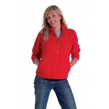 Ladies 300gsm Full Zip Fleece Jacket