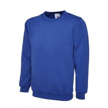 EWUX3 280gsm Sweatshirt in Royal