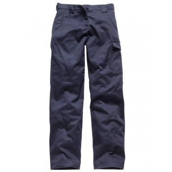WD855 Dickies Ladies' Redhawk Trousers Navy