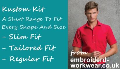 Kustom Kit Shirt Range